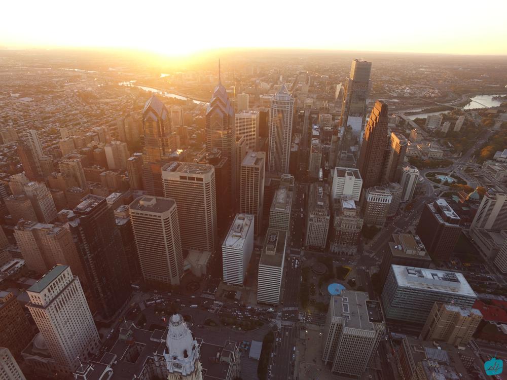 Drone Philadelphia Video